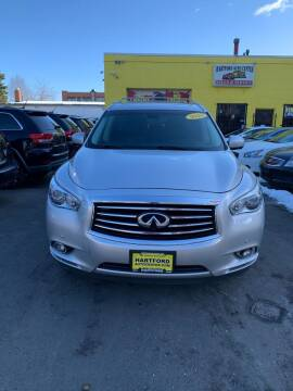 2014 Infiniti QX60 Hybrid for sale at Hartford Auto Center in Hartford CT