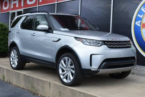 2017 Land Rover Discovery for sale at Alfa Romeo & Fiat of Strongsville in Strongsville OH