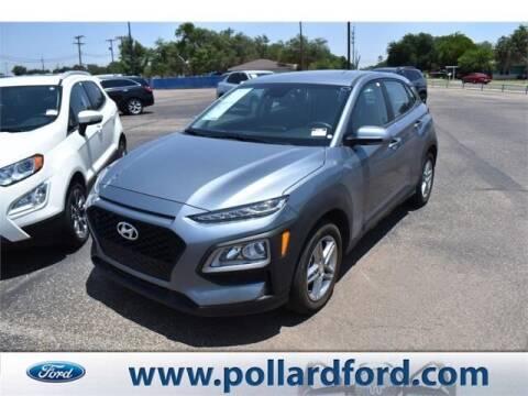 2020 Hyundai Kona for sale at South Plains Autoplex by RANDY BUCHANAN in Lubbock TX