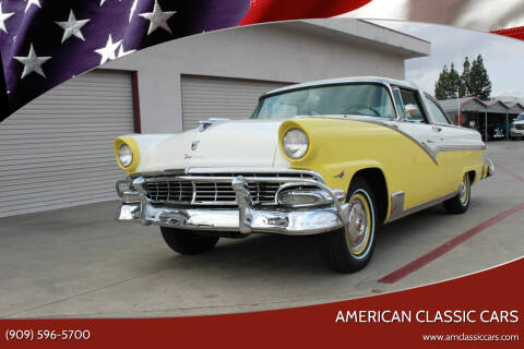 1956 Ford Fairlane for sale at American Classic Cars in La Verne CA