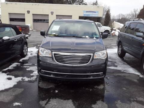 2011 Chrysler Town and Country for sale at Dun Rite Car Sales in Downingtown PA