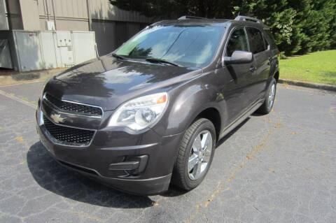 2013 Chevrolet Equinox for sale at Key Auto Center in Marietta GA