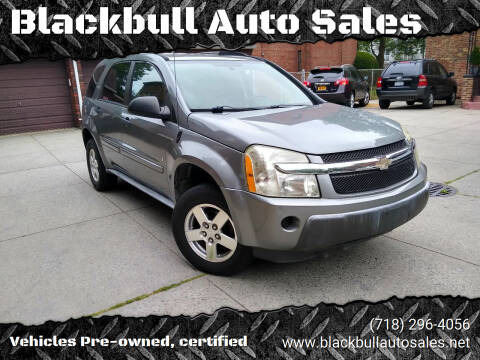 2006 Chevrolet Equinox for sale at Blackbull Auto Sales in Ozone Park NY
