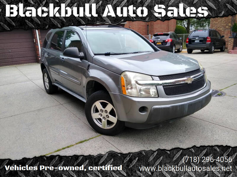 2006 Chevrolet Equinox for sale at Blackbull Auto Sales in Ozone Park NY