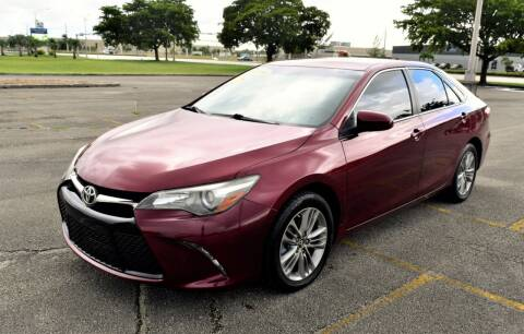 2016 Toyota Camry for sale at Ven-Usa Autosales Inc in Miami FL