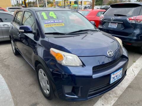2014 Scion xD for sale at CAR GENERATION CENTER, INC. in Los Angeles CA