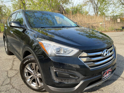 2013 Hyundai Santa Fe Sport for sale at JerseyMotorsInc.com in Teterboro NJ