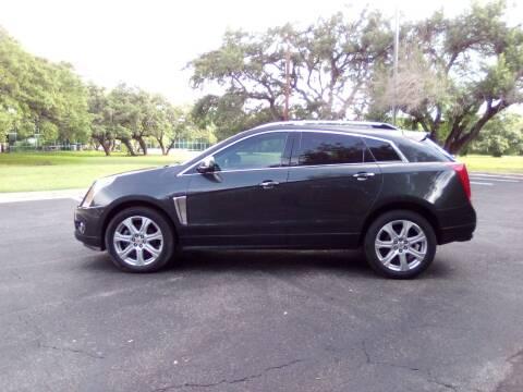 2014 Cadillac SRX for sale at 57 Auto Sales in San Antonio TX