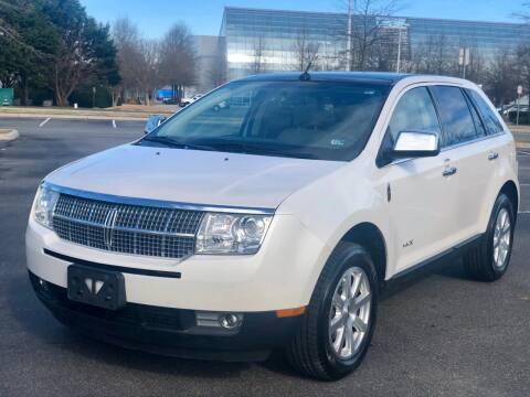2010 Lincoln MKX for sale at Supreme Auto Sales in Chesapeake VA