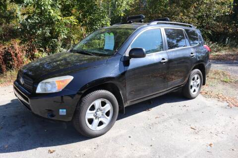 2006 Toyota RAV4 for sale at Yaab Motor Sales in Plaistow NH