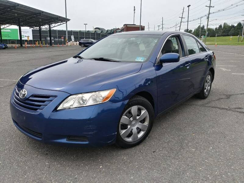 2009 Toyota Camry for sale at Nerger's Auto Express in Bound Brook NJ