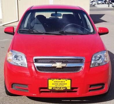 2010 Chevrolet Aveo for sale at G.K.A.C. Car Lot in Twin Falls ID
