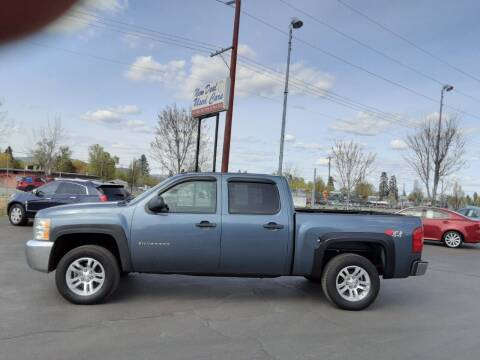 2012 Chevrolet Silverado 1500 for sale at New Deal Used Cars in Spokane Valley WA