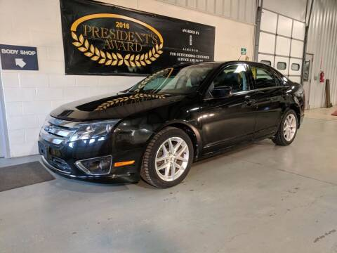 2010 Ford Fusion for sale at LIDTKE MOTORS in Beaver Dam WI