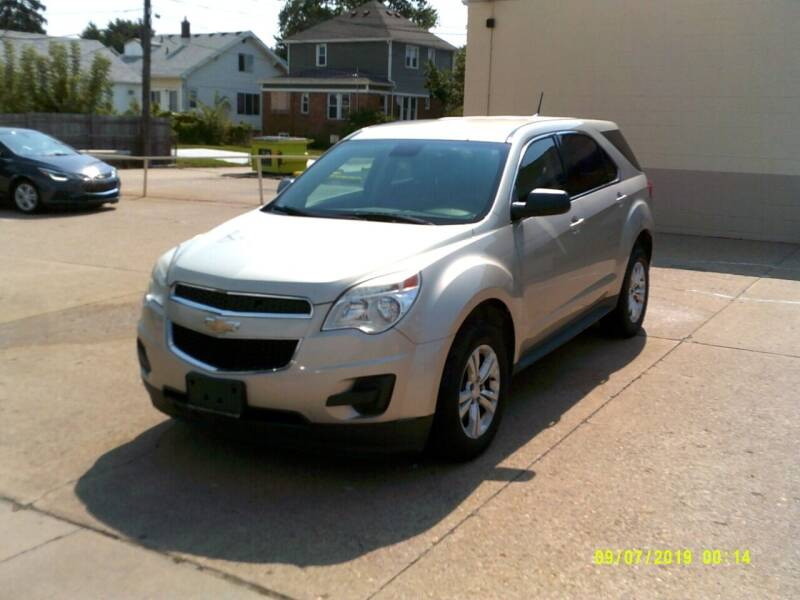 2014 Chevrolet Equinox for sale at Fred Elias Auto Sales in Center Line MI