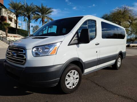 2018 Ford Transit Passenger for sale at Arizona Auto Resource in Tempe AZ