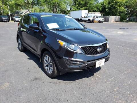 2014 Kia Sportage for sale at Stach Auto in Edgerton WI