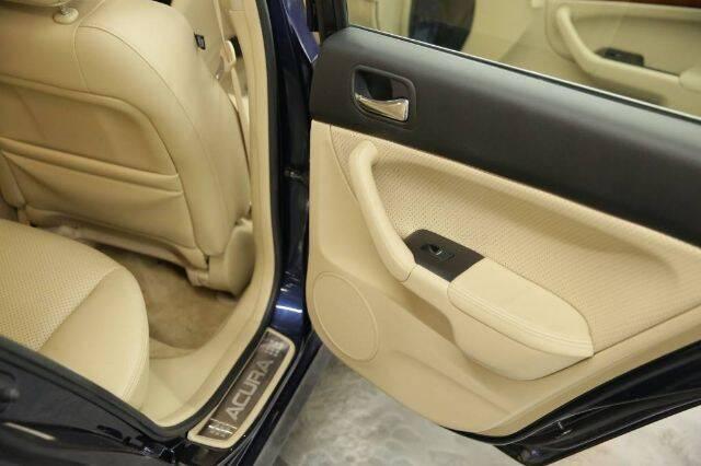 2006 Acura TSX 4dr Sedan 5A - Bensenville IL