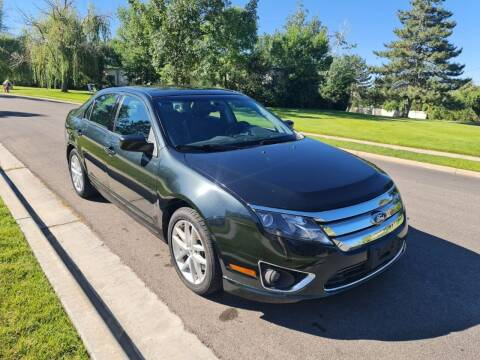 2010 Ford Fusion for sale at A.I. Monroe Auto Sales in Bountiful UT