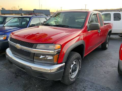 2005 Chevrolet Colorado for sale at All American Autos in Kingsport TN