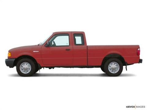 2002 Ford Ranger for sale at CHAPARRAL USED CARS in Piney Flats TN