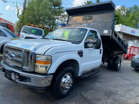 2008 Ford F-350 Super Duty for sale at White River Auto Sales in New Rochelle NY