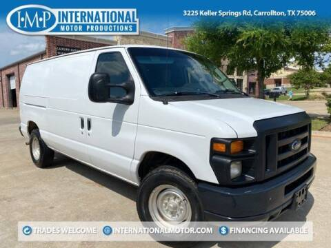 2013 Ford E-Series Cargo for sale at International Motor Productions in Carrollton TX