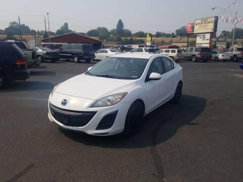2011 Mazda MAZDA3 for sale at Boise Motor Sports in Boise ID