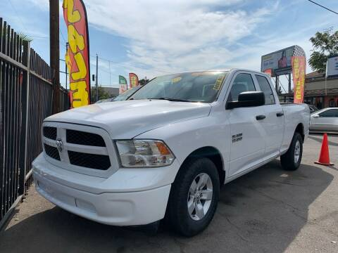 2015 RAM Ram Pickup 1500 for sale at Victory Auto Sales in Stockton CA