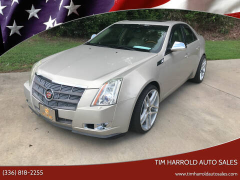2009 Cadillac CTS for sale at Tim Harrold Auto Sales in Wilkesboro NC
