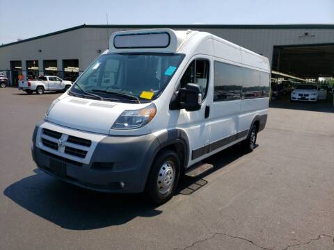2015 RAM ProMaster Cargo for sale at Truck and Van Outlet - Miami Inventory in Miami FL