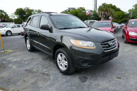 2011 Hyundai Santa Fe for sale at J Linn Motors in Clearwater FL