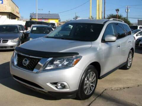 2015 Nissan Pathfinder for sale at Auto Limits in Irving TX