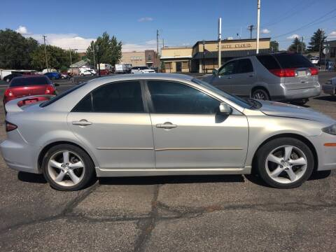 2007 Mazda MAZDA6 for sale at Major Motors in Twin Falls ID