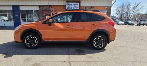 2014 Subaru XV Crosstrek for sale at Twin City Motors in Grand Forks ND