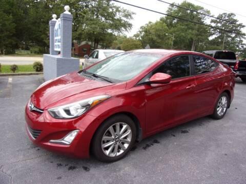 2014 Hyundai Elantra for sale at Good To Go Auto Sales in Mcdonough GA