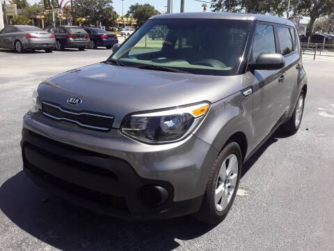 2017 Kia Soul for sale at YOUR BEST DRIVE in Oakland Park FL