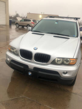 2004 BMW X5 for sale at MB Auto Sales in Oklahoma City OK