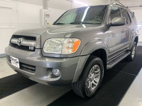 2005 Toyota Sequoia for sale at TOWNE AUTO BROKERS in Virginia Beach VA