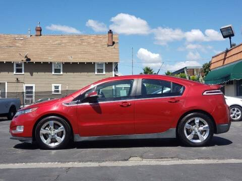 2011 Chevrolet Volt for sale at First Shift Auto in Ontario CA