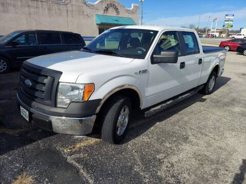 2009 Ford F-150 for sale at Bourbon County Cars in Fort Scott KS