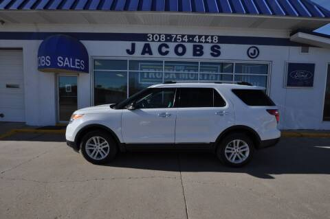2013 Ford Explorer for sale at Jacobs Ford in Saint Paul NE