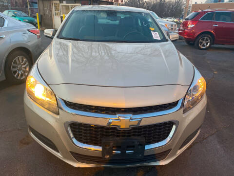 2014 Chevrolet Malibu for sale at Pay Less Auto Sales Group inc in Hammond IN