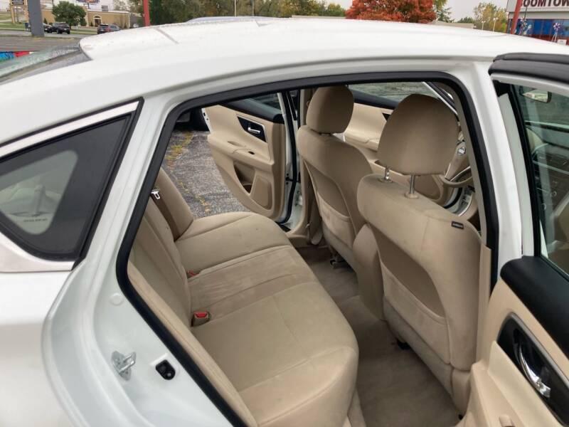 2014 Nissan Altima 2.5 S 4dr Sedan - Merrillville IN