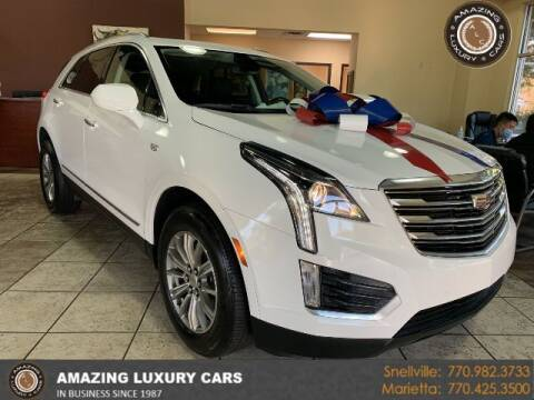 2018 Cadillac XT5 for sale at Amazing Luxury Cars in Snellville GA