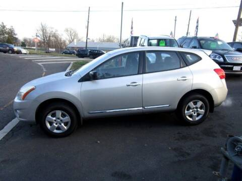 2011 Nissan Rogue for sale at American Auto Group Now in Maple Shade NJ