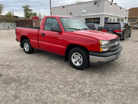 2004 Chevrolet Silverado 1500 for sale at Fairview Motors in West Allis WI