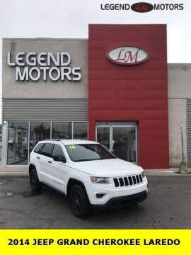 2014 Jeep Grand Cherokee for sale at Legend Motors of Ferndale in Ferndale MI