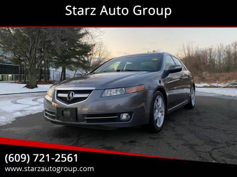 2008 Acura TL for sale at Starz Auto Group in Delran NJ