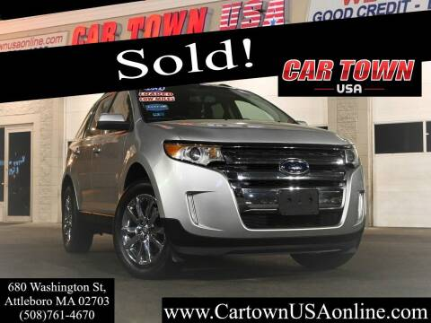 2012 Ford Edge for sale at Car Town USA in Attleboro MA